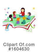 Children Clipart #1604630 by BNP Design Studio