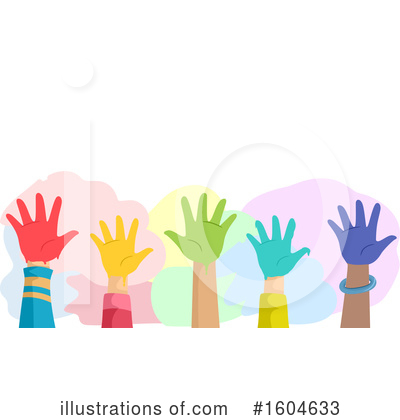 Hand Clipart #1604633 by BNP Design Studio