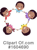 Children Clipart #1604690 by BNP Design Studio