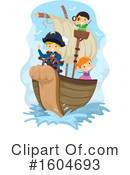 Children Clipart #1604693 by BNP Design Studio