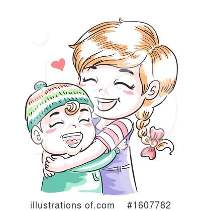 Family Clipart #1607782 by BNP Design Studio