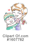 Children Clipart #1607782 by BNP Design Studio