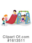 Children Clipart #1613511 by BNP Design Studio