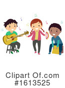 Children Clipart #1613525 by BNP Design Studio