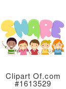 Children Clipart #1613529 by BNP Design Studio