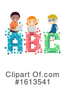 Children Clipart #1613541 by BNP Design Studio