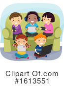Children Clipart #1613551 by BNP Design Studio
