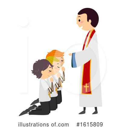 Royalty-Free (RF) Children Clipart Illustration by BNP Design Studio - Stock Sample #1615809