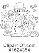 Children Clipart #1624354 by visekart