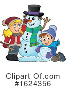 Children Clipart #1624356 by visekart