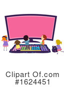 Children Clipart #1624451 by BNP Design Studio