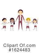 Children Clipart #1624483 by BNP Design Studio