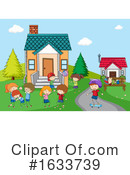 Children Clipart #1633739 by Graphics RF