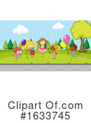 Children Clipart #1633745 by Graphics RF