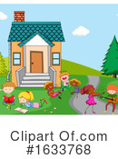 Children Clipart #1633768 by Graphics RF