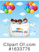 Children Clipart #1633776 by Graphics RF