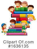 Children Clipart #1636135 by Graphics RF