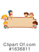 Children Clipart #1636811 by Graphics RF