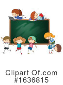 Children Clipart #1636815 by Graphics RF