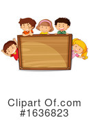 Children Clipart #1636823 by Graphics RF