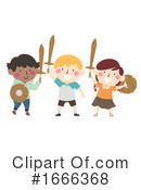 Children Clipart #1666368 by BNP Design Studio