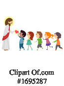 Children Clipart #1695287 by BNP Design Studio