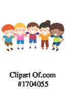 Children Clipart #1704055 by BNP Design Studio