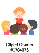 Children Clipart #1704078 by BNP Design Studio