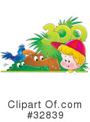 Royalty-Free (RF) Children Clipart Illustration #32839