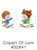 Children Clipart #32841 by Alex Bannykh