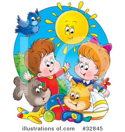 Children In Clipart
