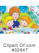 Children Clipart #32847 by Alex Bannykh