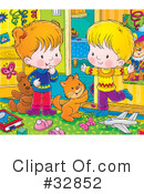 Children Clipart #32852 by Alex Bannykh