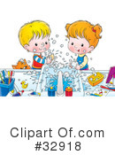 Children Clipart #32918 by Alex Bannykh