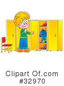 Children Clipart #32970 by Alex Bannykh