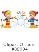 Children Clipart #32994 by Alex Bannykh