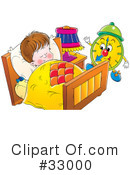 Royalty-Free (RF) Children Clipart Illustration #33000