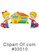 Children Clipart #33010 by Alex Bannykh