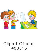 Royalty-Free (RF) Children Clipart Illustration #33015