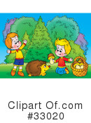 Royalty-Free (RF) children Clipart Illustration #33020