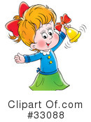 Royalty-Free (RF) Children Clipart Illustration #33088