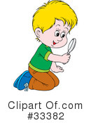 Children Clipart #33382 by Alex Bannykh
