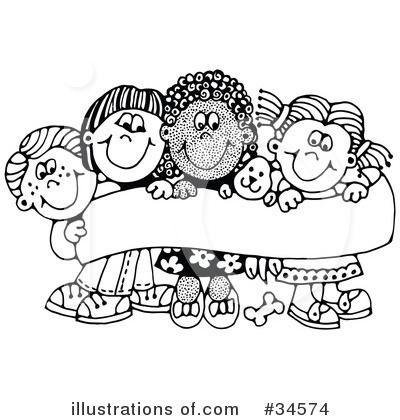 Friends Clipart #34574 by C Charley-Franzwa