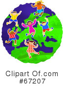 Children Clipart #67207 by Prawny