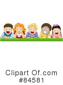 Royalty-Free (RF) children Clipart Illustration #84581