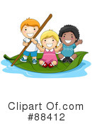 Royalty-Free (RF) children Clipart Illustration #88412
