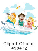 Royalty-Free (RF) children Clipart Illustration #90472