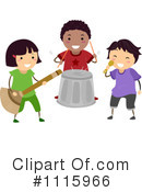 Childrens Band Clipart #1115966
