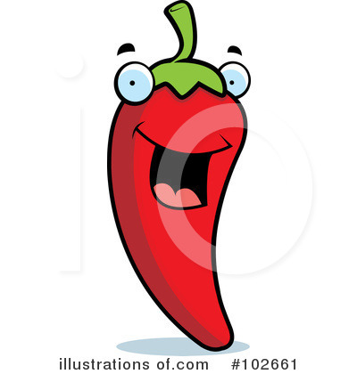 Jalapeno Clipart #102661 by Cory Thoman