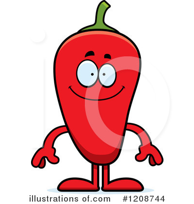 Spicy Clipart #1208744 by Cory Thoman